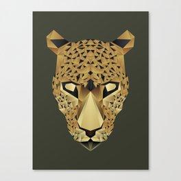 The Animals - Leopard Canvas Print