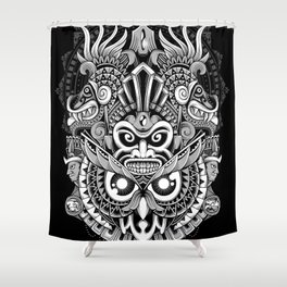 Ancient Prophecy Shower Curtain