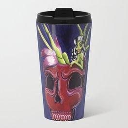 Tiki Zombie Punch Travel Mug