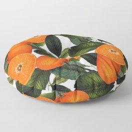 The Forbidden Orange #society6 #decor #buyart Floor Pillow