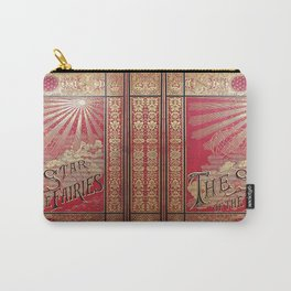 The Star of the Fairies Book Carry-All Pouch