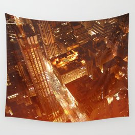 New York Wall Tapestry