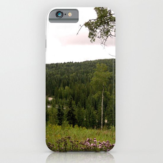 Spring in WaterValley iPhone & iPod Case