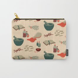 Alchemy Pattern Carry-All Pouch