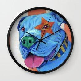 Star Spangled Mowgli Wall Clock