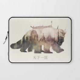 Sky Bison (Appa) Laptop Sleeve
