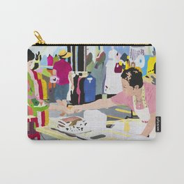 Tteok Seller Carry-All Pouch