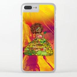 FrutiChomba Clear iPhone Case