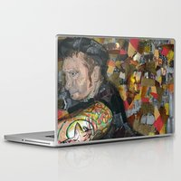 patrick Laptop & iPad Skins featuring patrick by rAr : Art by Robyn Ashley Rosner