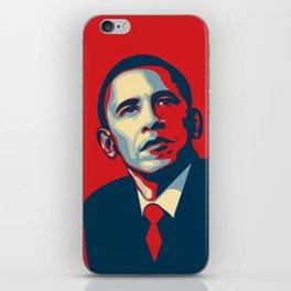 Obama iPhone Skin
