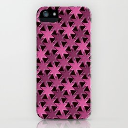 Geometrix 161 iPhone Case