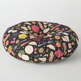 Kitchen Stuff Floor Pillow