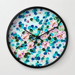 Cherry blossoms! Wall Clock