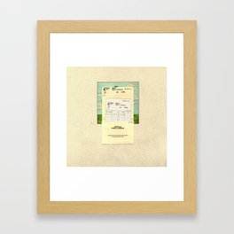 Space Colonies Are Overdue Framed Art Print