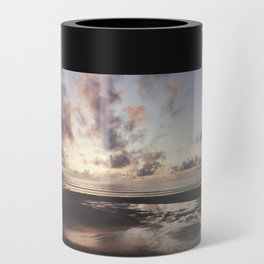 Sunrise over the Beach Can Cooler