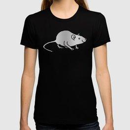 Year of the Rat - Metal T-shirt