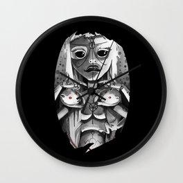 YO-LANDI VI$$ER Wall Clock