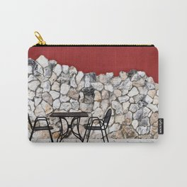 Passion For Dining Carry-All Pouch