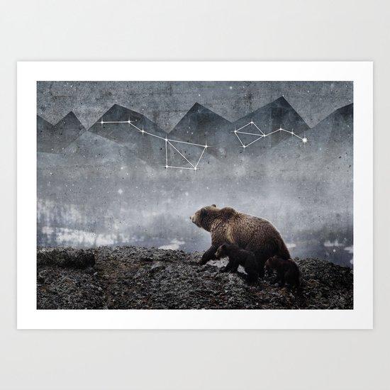 Ursa Major Art Print