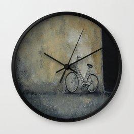I've Seen Darker Days Wall Clock