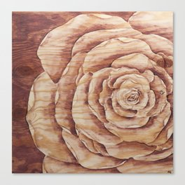 Botanical Bloom Canvas Print