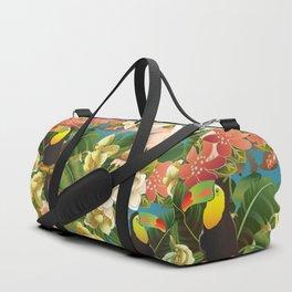 Rainforest Life Duffle Bag