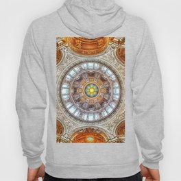 Cathedral Dome Ceiling, Berlin Hoody