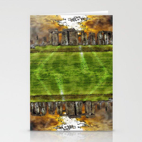 Henge at Sunsleep - Stonehenge Stationery Cards