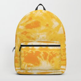 Shibori Beach Sun Backpack