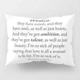 Women Pillow Sham