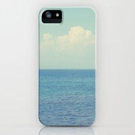 Vitamin Sea Ombre iPhone Case