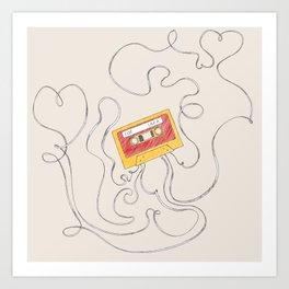 For Sara Art Print