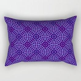Op Art 96 Rectangular Pillow