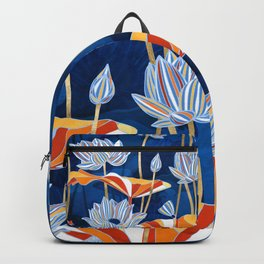 Bold Botanical Backpack