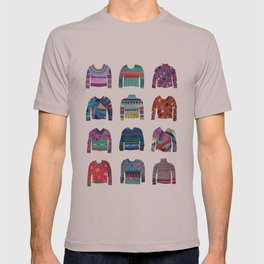 Sweater Poster T-shirt