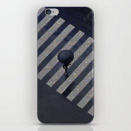 Follow me iPhone Skin