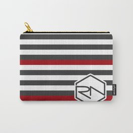 RobN Stripes Carry-All Pouch