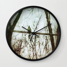 Lonesome Dove Wall Clock