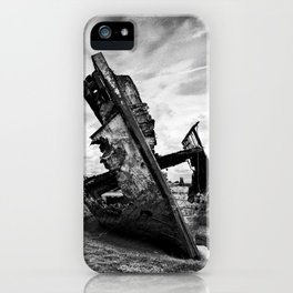 Decayed and Neglected iPhone Case