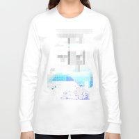 fog Long Sleeve T-shirts featuring Fog by allan redd