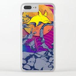 Lánzate (La Noche de San Juan) Clear iPhone Case