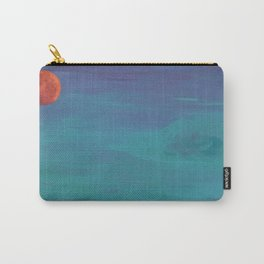 Under a Caribbean Moon Carry-All Pouch
