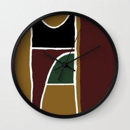 Lua VII Wall Clock