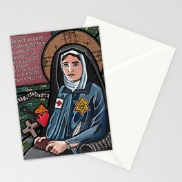 Edith Stein Stationery Cards