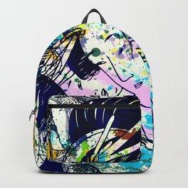 Genji Monogatari Backpack