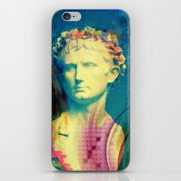 Caesar Augustus iPhone Skin