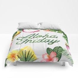 Aloha Friday! Comforters