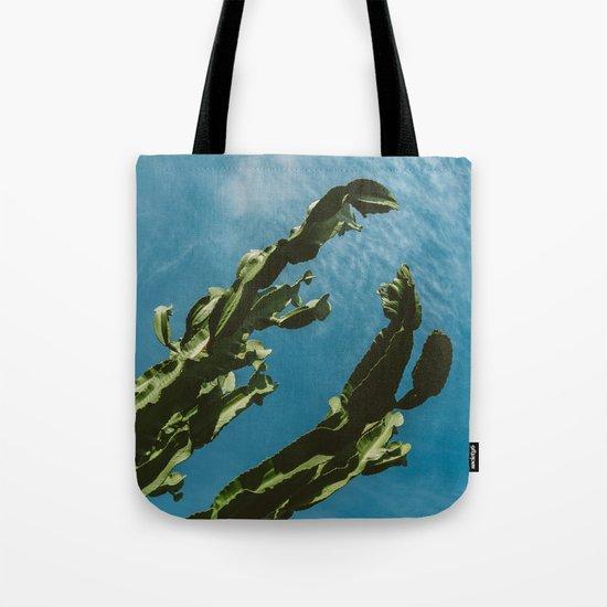 Cactus Sky III Tote Bag
