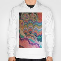 trippy Hoodies featuring Trippy by sheuh