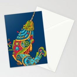 Narwhal, cool art from the AlphaPod Collection Stationery Cards